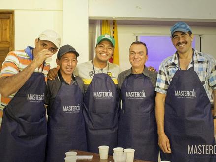 ProJericó apoya productores de café jericoanos.